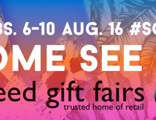 Come see us at Reed Gift Fairs