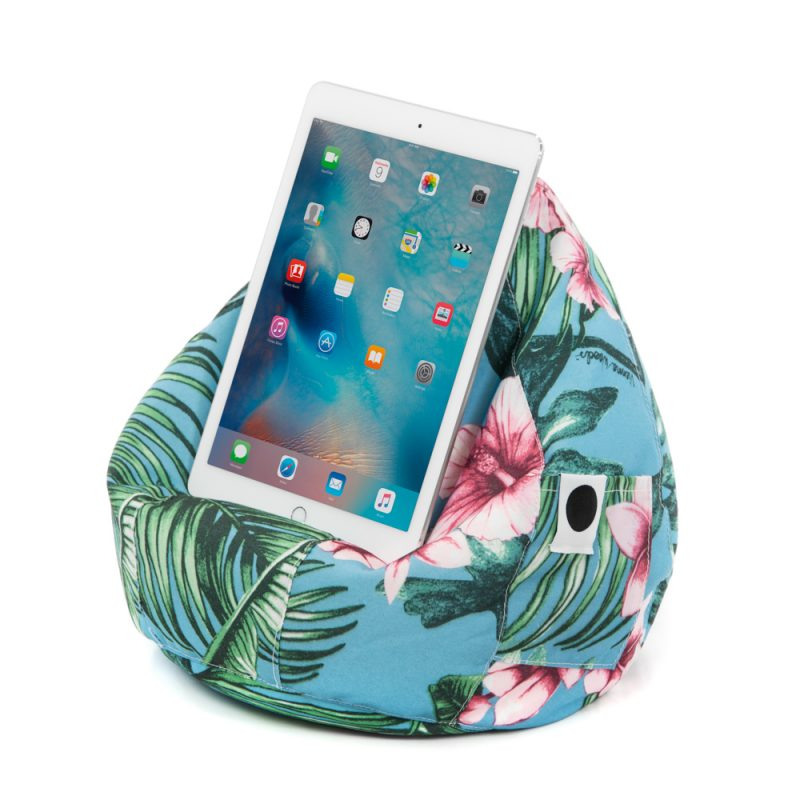 Floral iPad Cushion